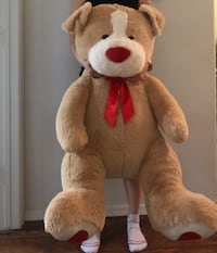 brown and white bear plush toy Chandler, 85224