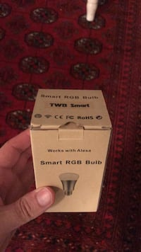 Smart Bulb  works with Alexa  and Google Home Gaithersburg, 20878