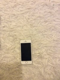 Iphone 5 s silver Stockholm, 127 43
