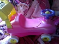 toddler's pink and blue ride on toy Santa Maria, 93454