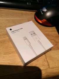 Brand new sealed iPhone charger  Brampton, L6V 3C7