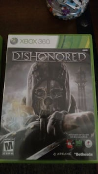 Dishonored Xbox 360  Chula Vista, 91910