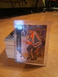 2012 black diamond NHL card set