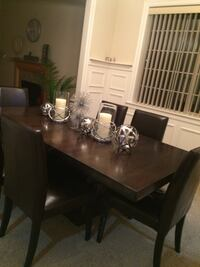 Wooden table with 6 chairs Happy Valley, 97086