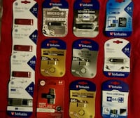 Usb flash drive and micro sd card Toronto, M1B 3C3