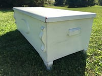 Hand Painted Lane Cedar Chest New Cumberland, 17070