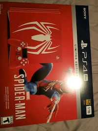 Ps4 pro spiderman edition Damascus, 20872