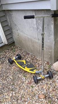 Fusion Asphalt Ultimate Carving Machine Scooter