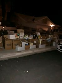 CURB SIDE FREE PACKING SUPPLIES Paradise, 89121