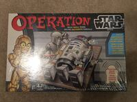 Operation Board Game (Star Wars Edition)