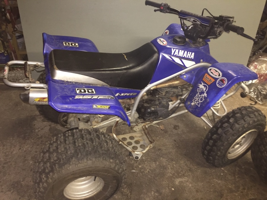 Used yamaha blaster in yonkers for Yamaha policy