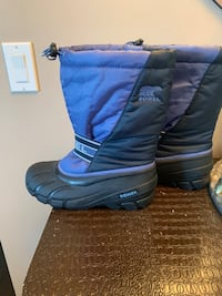 Boys size 5 winter boots brand new Calgary, T1Y 1X7