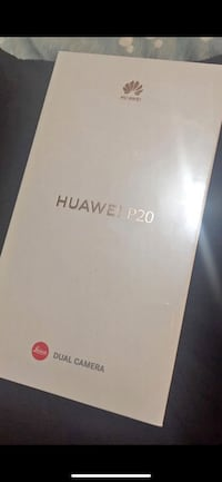 Brand New HUAWEI P20 sealed and unlock Edmonton, T5S 1B5