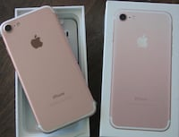 iPhone 7 32gb Rose Gold .. Brand New Calgary, T3C 0N7