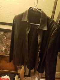Womens leather jacket excellent condition
