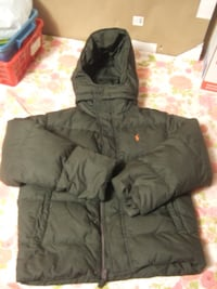 different polo 12/14  youth winter jacket,0764 Mississauga