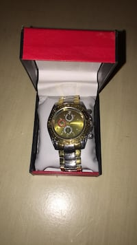 Mens Geneva watch New York, 10306