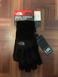 North Face size small guantes gloves New Nuevo Originals Originales  West New York, 07093