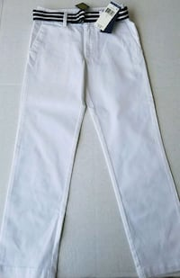 Ralph Lauren Polo Pants Size 8 White