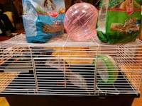 Hamster cage for sale including...  Brooklyn