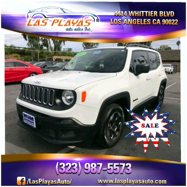 Jeep - Renegade - 2017
