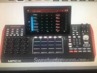Brand New Akai Professional MPC X Standalone Sampler and Sequencer Fredericksburg