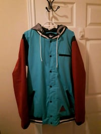 New Neff large snowboard jacket  London, N6A 5M8