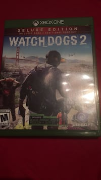 Xbox one watch dogs 2  Washington, 20008