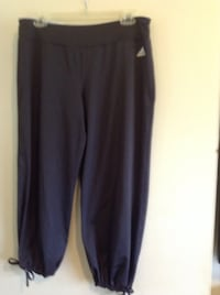 ADIDAS WOMANS CAPRI-EXTRA COMFORT SIZE LARGE Barrie, L4M 2A9