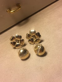 Earrings ($5 for both) Edmonton, T6E 0N6