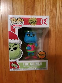 The Grinch chase Toronto, M1P 3T7