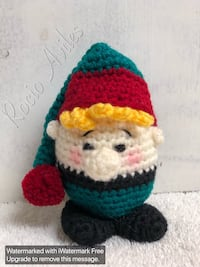 NEW Crochet small stuffed yarn doll Toronto, M4Y 2Y4