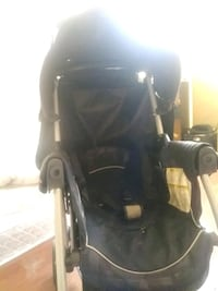 black and gray jogging stroller Baltimore, 21215