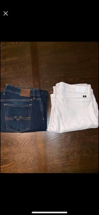 Women's lucky brand jeans size 12 Crofton, 21114