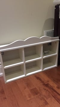IKEA wall shelf with 6 compartments  King, L7B 1H6