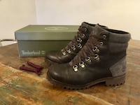 Timberland Leather Waterproof Boots - Ladies 7 - New with Box Brampton, L6Z 1N1