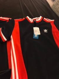 Adidas Top size M & L $50 each Jean Skirt New Teens size 9 $40 Bristow, 20136