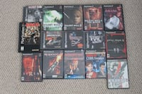 Very Rare Horrified PS1 + 2 Games