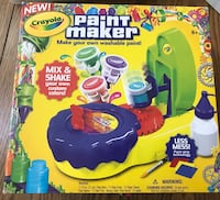 Crayola paint maker new! Framingham, 01701