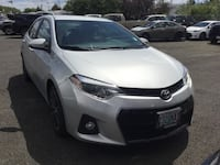 2016 Toyota Corolla S Plus CARFAX Fuel Efficient Keyless Entry Vancouver, 98662