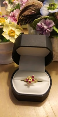 14kt yellow gold Butterfly ring  Manchester, 03104