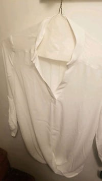 White blouse from Macy's  A.byer size L. Brookhaven, 19015