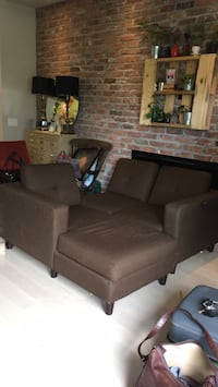 Well loved Eq3 sofa New Westminster, V3M
