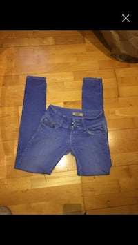 Blaue Denim-Stone-Wash-Jeans Frankfurt am Main, 60385