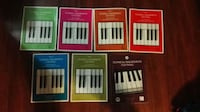 Technical Requirements For Piano books Markham, L3T 2Z7