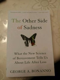 The Other Side of Sadness by George A. Bonanno Waterloo