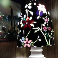 black and white table lamp Placerville, 95667