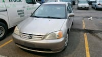 2003 Honda Civic Vaughan