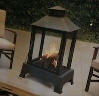 Fire pit Steele home trends