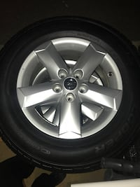 5 star Rogue Rims and tires 16 inch tires are 85%+tread asking $350.00 Spring Hill, 37174